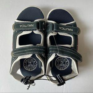 Boys Nautica sandals